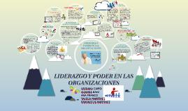 LIDERAZGO Y PODER EN LAS ORGANIZACIONES