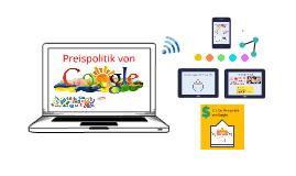 Preispolitik von Google