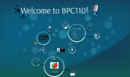 Welcome to BPC110 FA16