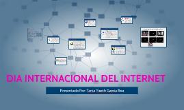 DIA INTERNACIONAL DEL INTERNET
