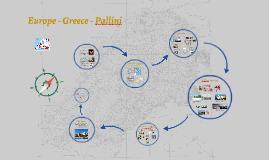 Europe - Greece - Pallini