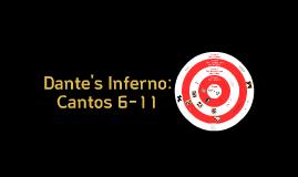 Dante's Inferno: Cantos 6-11