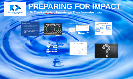 PREPARING FOR IMPACT