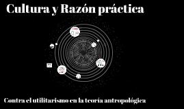 Cultura y Razón práctica