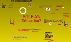 Copy of STEM Learning(sulekavak)