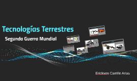 Tecnologías Terrestres