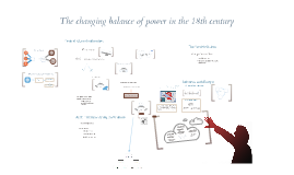 Copy of The changing balance of power in the 18th century