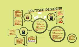 Copy of Politiske ideologier- Socialisme, liberalisme, konservatisme