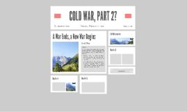 COLD WAR 2.0
