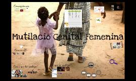 Mutilació Genital Femenina