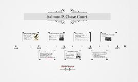 Salmon P. Chase Court