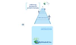 My.WIndMill Inc. SDI