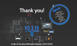 UNHCR Code of Conduct Refresher Session 2014/2015