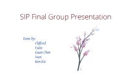 Copy of SIP Presentation