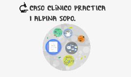 CASO CLíNICO PRACTICA I ALPINA SOPO.