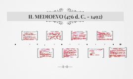 IL MEDIOEVO (476 d. C. - 1492)