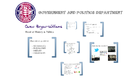 sixth form open evening - government and politics