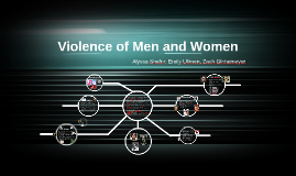 Violence of Men and Women