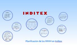 Planificación de los RRHH en Inditex