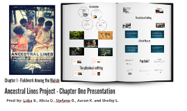 Copy of Ancestral Lines: Chapter 1 Group Presentation