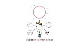 Eléctricos Fuentes de Luz