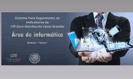 """Sistema Para Seguimiento de Indicadores """"Diario"""""""