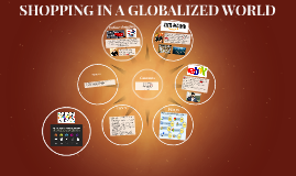 SHOPPING IN A GLOBALIZED WORLD