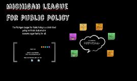 michigan leage for public policy