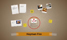 Copy of Hayman Fire