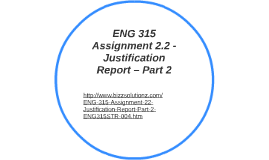 justification report utility 2.2
