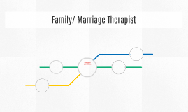 Family/ Marriage Therapist