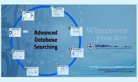 Advanced Database Searching