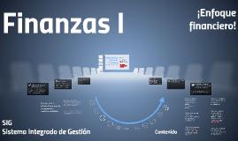 FINANZAS I 2017 - UNIDAD I - INTRO