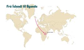 Úganda - vor 2013