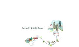 Community & Social Change