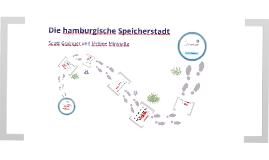 Der hamburgische Speicherstadt