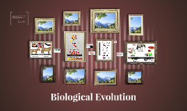 Copy of Theory of Evolution