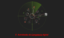 e-actividad C.D.