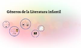 Géneros de la Literatura infantil