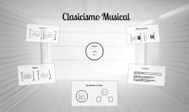 Clasicismo Musical