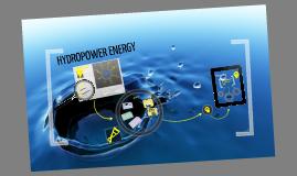 Copy of Hydro power Energy