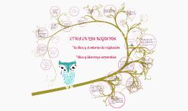 Copy of ÉTICA EN LOS NEGOCIOS