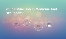 Your Future Job In Medicine And Healthcare
