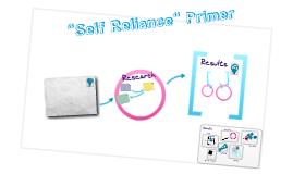 """Self Reliance"" Primer"