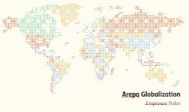 Arepa Glogalitation