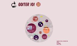 Goiter 101