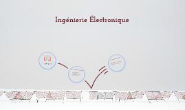 Ingénierie Électronique
