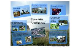 Copy of Schaffhuasen