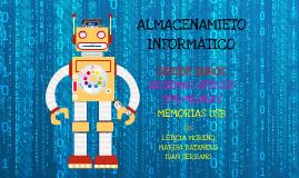Copy of Almacenamiento Historia