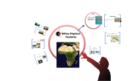 Western Africa physical features